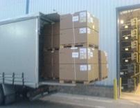 Agencia de Transportes en Valencia: camiones de carga completa por carretera