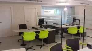 Traslados de oficinas en Valencia