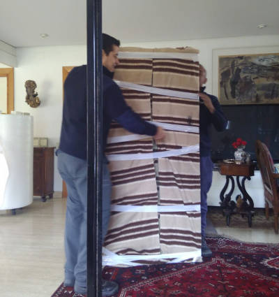 Preparacion mudanza embalaje de muebles Valencia CPT
