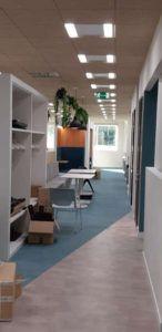 Montaje muebles de oficina en Valencia